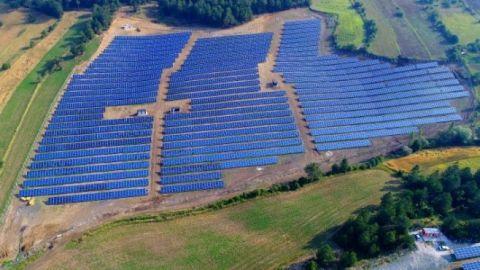 CW ENERJİ GÜNEŞ ENERJİSİ SANTRALİ (GES) KÜTAHYA TAVŞANLI 3.757 kWp