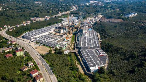 CW ENERJİ GÜNEŞ ENERJİ SANTRALİ (GES) ORDU ALTINORDU 5896,96 kWp