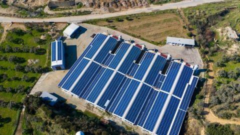 CW ENERJİ GÜNEŞ ENERJİSİ SANTRALİ (GES) AYDIN GERMENCİK 1022 kWp