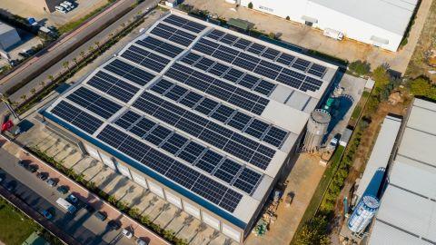 CW ENERJİ GÜNEŞ ENERJİ SANTRALİ (GES) ANTALYA DÖŞEMEALTI 880,64 kWp