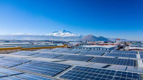 Fabrikalar CW Enerji ile Kendi Enerjisini Üretiyor